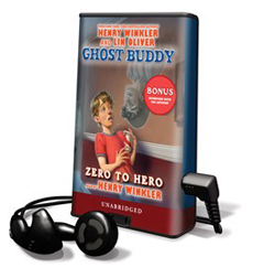 Ghost Buddy 1: Zero to Hero (Playaway)