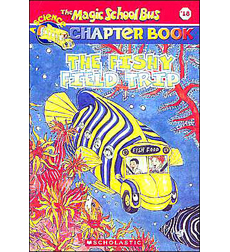 The Magic School Bus® Chapter Books: The Fishy Field Trip