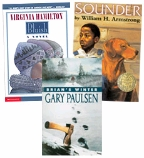 Scholastic Trio Individual Theme Unit Set 6, Language Arts - Grade 6 Favorites, Grades 6-7