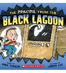 The Black Lagoon: The Principal from the Black Lagoon