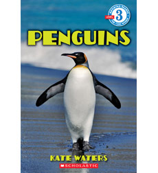 Scholastic Reader!® Level 3: Penguins