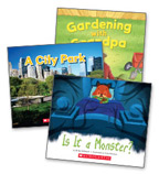 Guided Reading 6–Book Complete Set–Level G