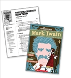The Extraordinary Mark Twain (According to Susy) - Literacy Fun Pack Express