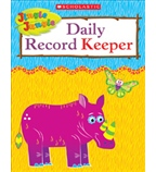 Jingle Jungle Daily Record Keeper