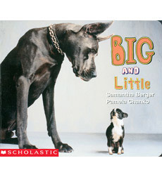 My First Library: Big and Little 9780439155229
