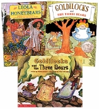 Scholastic Trio Individual Theme Unit Set 2, Language Arts - Variant Tales, Grades 2-3