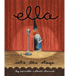Ella Sets the Stage 9780439831529