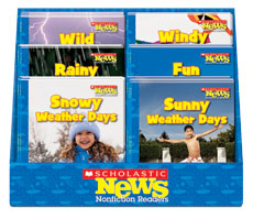 Scholastic News Nonfiction Readers: Weather