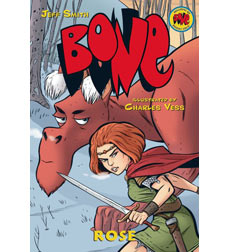 Bone Prequel: Rose 9780545135429