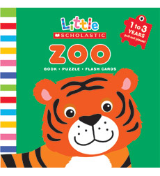 Little Scholastic: Zoo