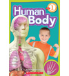 Scholastic Reader Level 1: Human Body