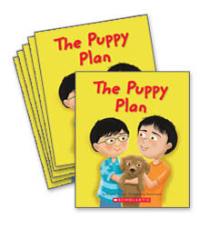 Guided Reading Set: Level H – The Puppy Plan