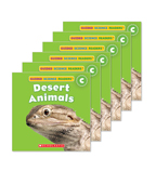 Guided Reading Set: Level C – Desert Animals