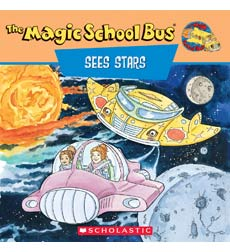 The Magic School Bus® Sees Stars