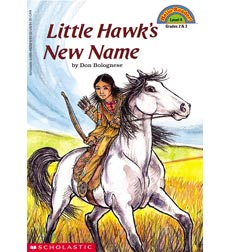 Hello Reader!® Level 4: Little Hawk's New Name