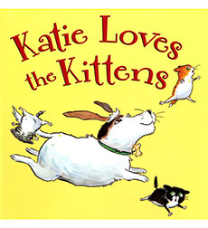 Katie Loves The Kittens