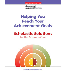 Common Core Overview & Product Alignment Brochure