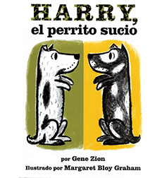 Harry, El Perrito Sucio/Harry, The Dirty Dog