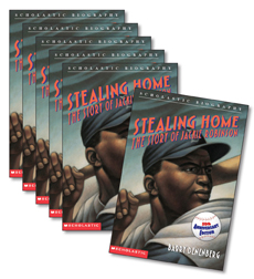 Guided Reading Set: Level V – Stealing Home