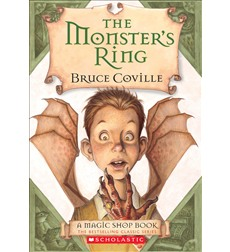 A Magic Shop Book: The Monster's Ring