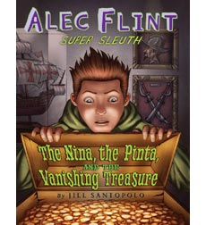 An Alec Flint Mystery: The Nina, the Pinta, and the Vanishing Treasure