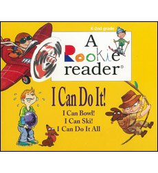 A Rookie Reader Boxed Set-I Can Do It!