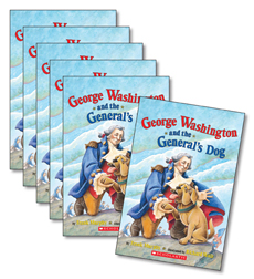 Guided Reading Set: Level J – George Washington and the General's Dog