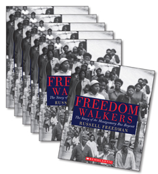 Guided Reading Set: Level Z – Freedom Walkers