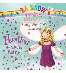 Rainbow Magic: Heather: The Violet Fairy
