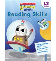 Scholastic Learning Express Level 3: Reading Skills