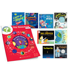 Knowledge Quest! Read-Aloud Collection: Our Solar System