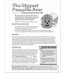 The Biggest Pumpkin Ever: Collaborative Book