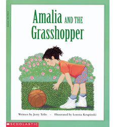Amalia and the Grasshopper