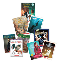 CLEARANCE: Super Classroom Library Grades 4-6