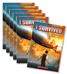 Guided Reading Set: Level S - I Survived the Hindenburg Disaster, 1937