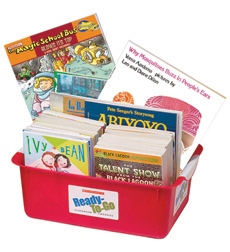 Ready-to-Go 500 Book Expanded Classroom Libraries Grade 2