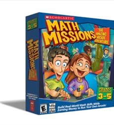 Math Missions: Amazing Arcade Adventure