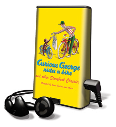 Curious George Rides A Bike And Other Storybook Classics