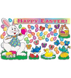 Happy Easter! Bulletin Board