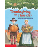 Magic Tree House: #27 Thanksgiving on Thursday