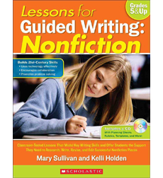 Lessons for Guided Writing: Nonfiction