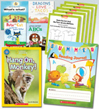 My Books Summer Grade PreK Fiction Focus (5 Books)