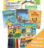 Summer Grade 2 Fiction Classroom Set
