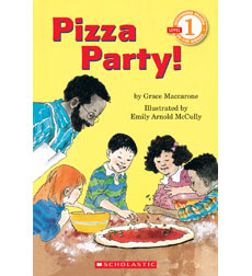 Scholastic Reader!® Level 1: Pizza Party!