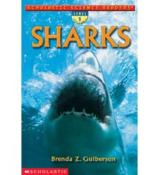 Scholastic Science Readers™ Level 1: Sharks