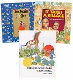 Scholastic Trio Individual Theme Unit Set 3, Language Arts - Multicultural Tales, Grades 3-4