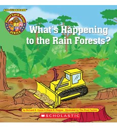 Kid Guardians Planet Earth Patrol: What's Happening to the Rain Forests?