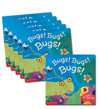 Guided Reading Set: Level D – Bugs! Bugs! Bugs!