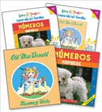 Read & Rise Books and Fun Cards Ages 0–2 (Spanish)