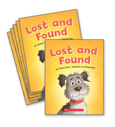 Guided Reading Set: Level E – Lost and Found